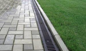 Как сделать ливневую канализацию на даче?