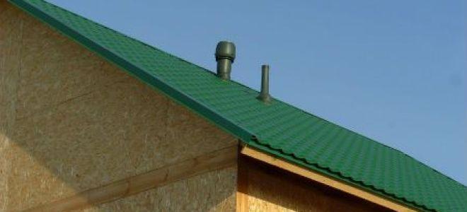 Какую выбрать вентиляцию для дома из SIP-панелей?