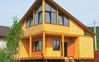 Быстровозводимые дома из SIP панелей