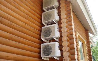 Загородный дом: виды вентиляции и системы кондиционирования