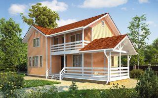 Проектирование террасы для загородного дома