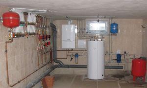 Мелкий ремонт и обслуживание газового котла в загородном доме
