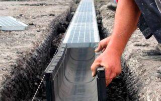Ливневая канализация: преимущества и недостатки, технология обустройства