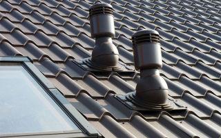 Обустройство вентиляции на чердаке в загородном доме