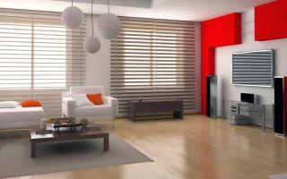 Выбор жалюзи как часть интерьера дома