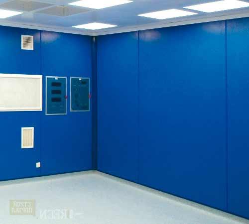 Выбор и укладка стеновых гипсовиниловых панелей