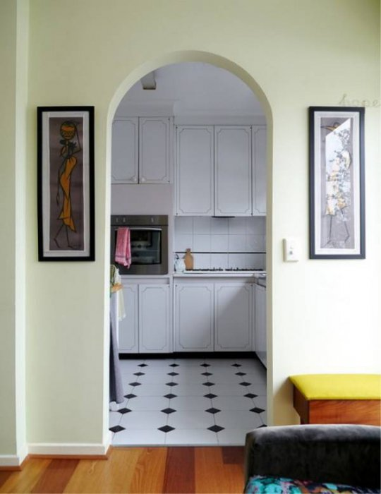 Арки в дверной проем, фото и примеры с описанием