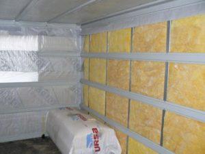 Характеристики базальтовой ваты для теплоизоляции