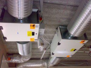 Характеристики принудительной вентиляции для каркасного дома