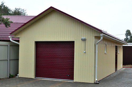Как своими руками утеплить гараж