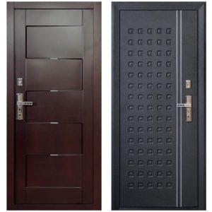 Как установить металлическую входную дверь своими руками 1