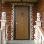 Как установить металлическую входную дверь своими руками