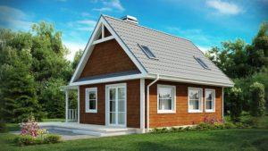 Какие преимущества и недостатки у каркасно-щитовых домов