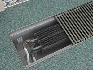 Конвекторы отопления: виды и особенности 3