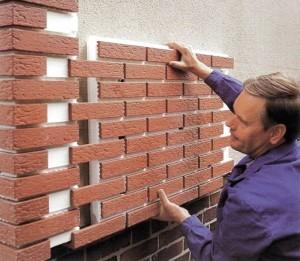 Монтаж фасадных термопанелей прост