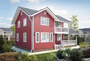 Продуманное жильё для среднего класса