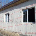 Обшивка и утепление стен в каркасном доме своими руками