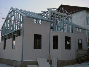 Особенности проектирования быстровозводимых зданий из сэндвич-панелей и металлоконструкций 2