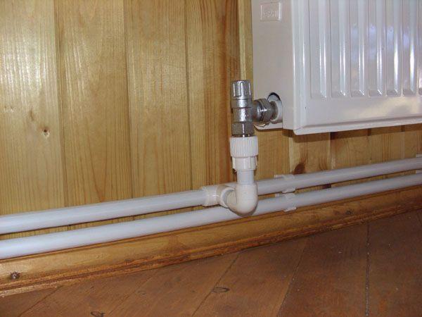 Особенности двухтрубной системы отопления в частном доме