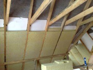 Особенности теплоизоляции крыши