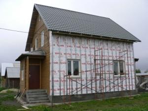 Подготовка каркасного дома