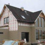 Применение пенополистирола для утепления фасадов домов