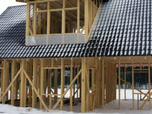 Проблемы и недостатки при строительстве каркасного дома 1