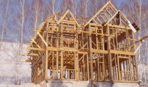 Проблемы и недостатки при строительстве каркасного дома 2