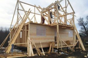Проблемы и недостатки при строительстве каркасного дома 3