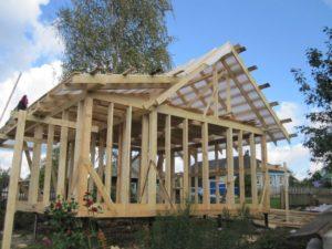 Проблемы и недостатки при строительстве каркасного дома 4