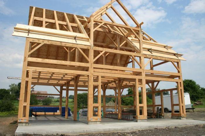 Проблемы и недостатки при строительстве каркасного дома