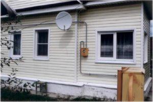 Проектирование газоснабжения частного дома 1