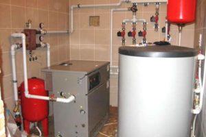 Проектирование газоснабжения частного дома 2