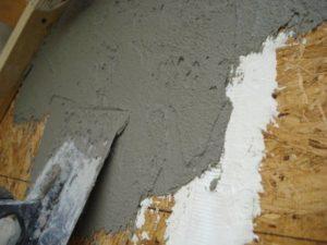 Технология нанесения штукатурки на стены каркасного дома своими руками