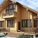 Строим каркасно бревенчатый дом