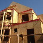 Строим каркасный дом из ОСБ плит своими руками