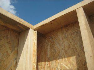 Строим каркасный дом из ОСБ плит своими руками 2