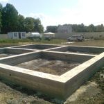 Строим ленточный фундамент самостоятельно