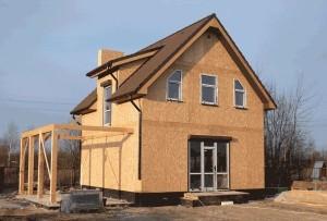 Строительство каркасных домов самостоятельно