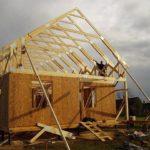Существующие планировки дачных каркасных домов