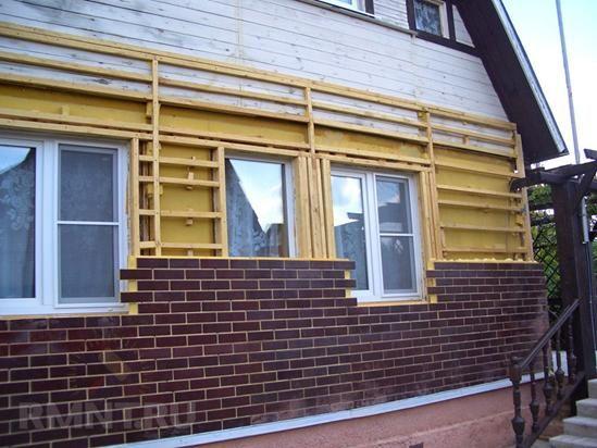 Технологические особенности сборки и монтажа вентилируемого фасада