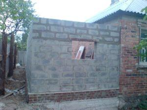 Технология строительства из пеноблоков