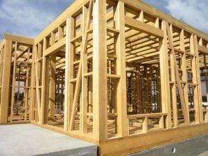 Технология строительства каркасной веранды своими руками