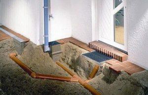 Технология установки ливневой канализации 1