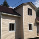 Технология утепления деревянных стен