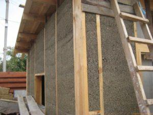 Технология утепления деревянных стен своими руками 4
