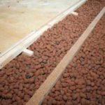 Технология утепления крыши керамзитом: преимущества и недостатки, последовательность работ