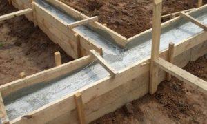 Технология заливки бетона для фундамента