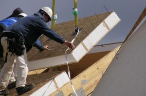 Особенности строительства домов по канадской технологии