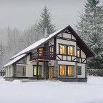 Утепляем дом для зимнего проживания